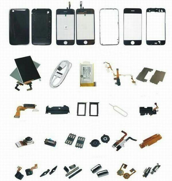 Запчасти для телефонов