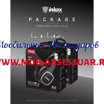 Беспроводные Bluetooth наушники Inkax HP-07