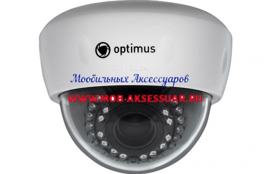 Видеокамера Optimus IP-E025.0(2.8-12)P