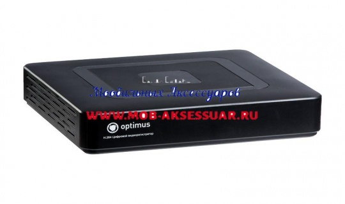 Цифровой гибридный видеорегистратор Optimus AHDR-2004NE