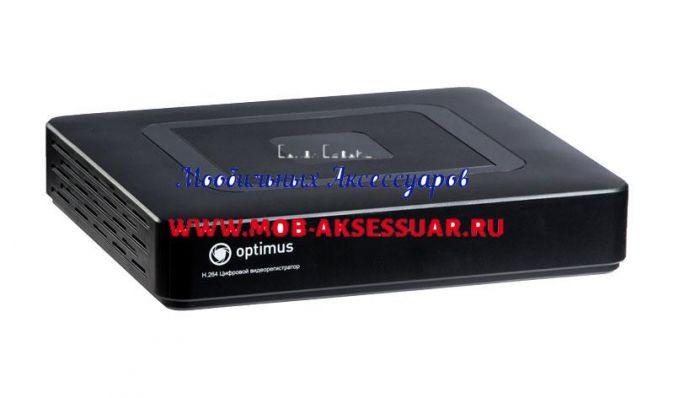 Цифровой гибридный видеорегистратор Optimus AHDR-2008NE