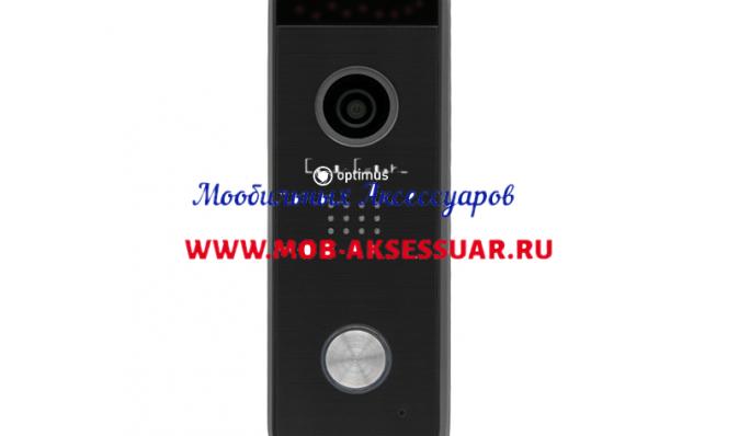 Панель видеодомофона Optimus DSH-1080_v.1