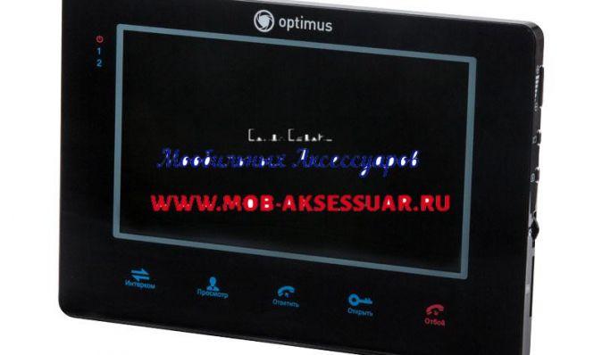 Видеодомофон Optimus VM-7S (b)