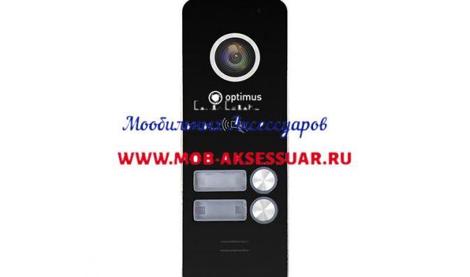 Панель видеодомофона Optimus DSH-1080/2