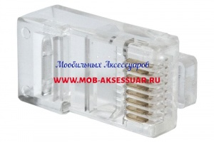 Коннектор RJ-45 Optimus (Cat-5e, 8P8C) (20 шт)_v.1