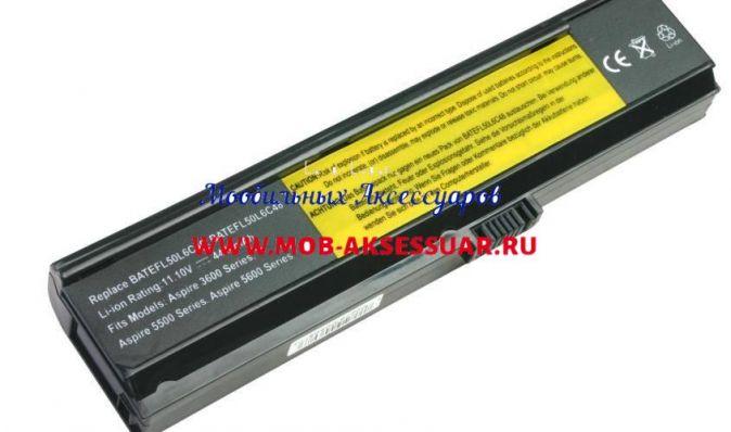 Аккумулятор для Acer Aspire 3600, 5500, 5570 TravelMate 2480, 2484, 3210, 3220, 3274,