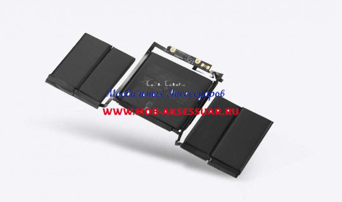 Аккумулятор для Apple A1819, 49.2Wh, 11.40V / A1706, Late 2016, Mid 2017