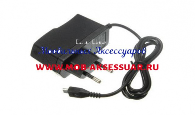 Блок питания AC micro-USB, 5V, 2A (10W)