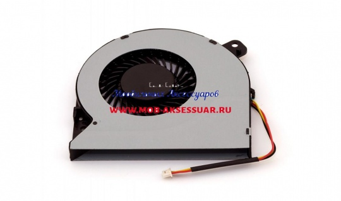 Вентилятор (кулер) для ноутбука Asus A550D, A550DP, K550D, K550DP, R510D, R510DP,
