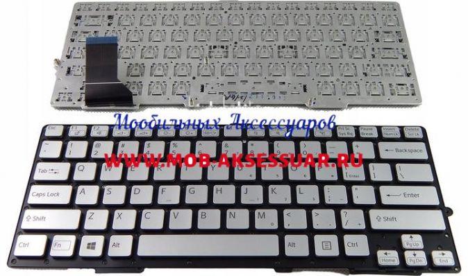 Клавиатура для ноутбука Sony Vaio SVS13