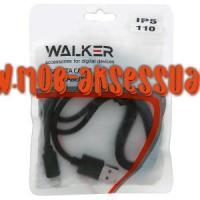 "Дата каб. ""WALKER"" C110 для Apple iPhone 5/6/7, в пакете"