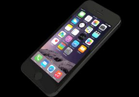 Сотовый телефон iphone 5